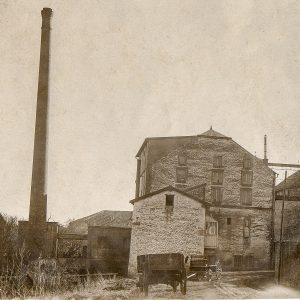 Photo ancienne du Moulin du Loison