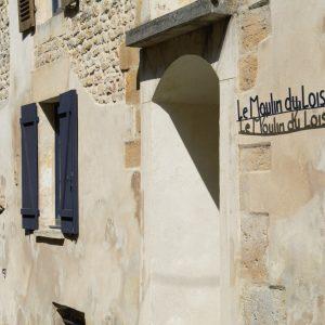 Entrée du Moulin du Loison Chambres & table d'hôtes