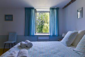 autre photo de chambre n° 4 - le parc par la fenêtre ouverte